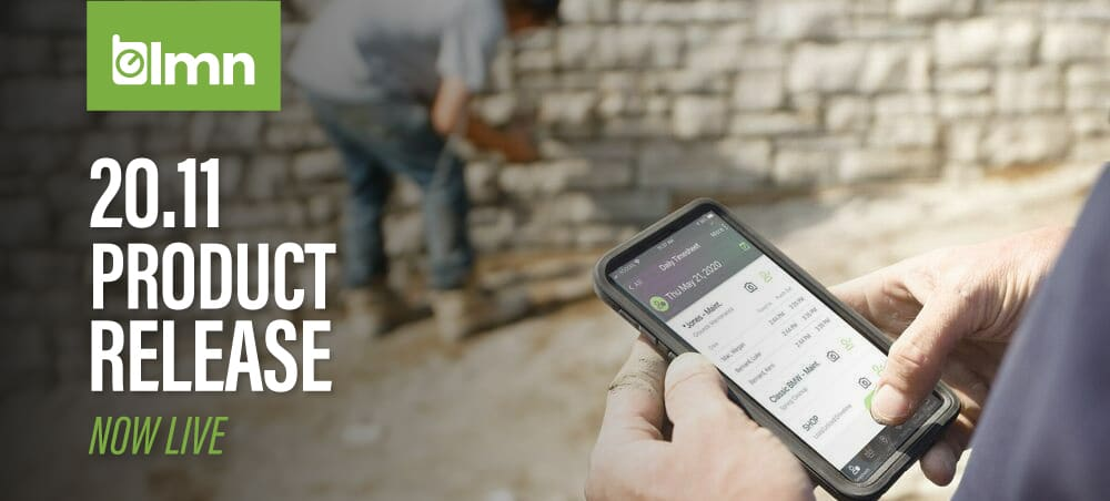 LMN Releases 20.11 With Updates to Customer Portal, Estimating